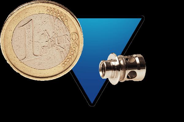 Décolletage de pièce pour la connectique : un exemple de valve en inox 316L